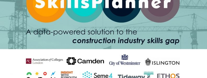 SkillsPlanner launch title slide