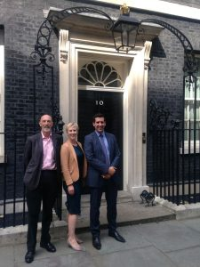 SkillsPlanner team at No10